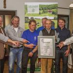 Golf & Natur - Bronzezertifizierung