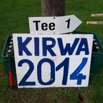 Unser Kirwabaum steht wieder