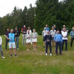 Die ersten Sieger der diesjährigen Clubmeisterschaften stehen fest!