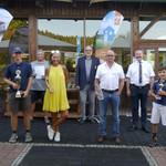 Clubmeisterschaften im Einzel gemeinsam mit der Jugend bei bestem Wetter
