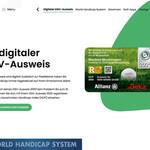 Der DGV Ausweis wird digital