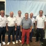 Unsere Herrenmannschaft AK 65 steigt in die 3. BGV Liga auf!!!