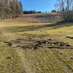Vandalismus auf unserer Golfanlage