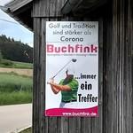 Buchfink GmbH CUP – Golf und Tradition sind stärker als Corona
